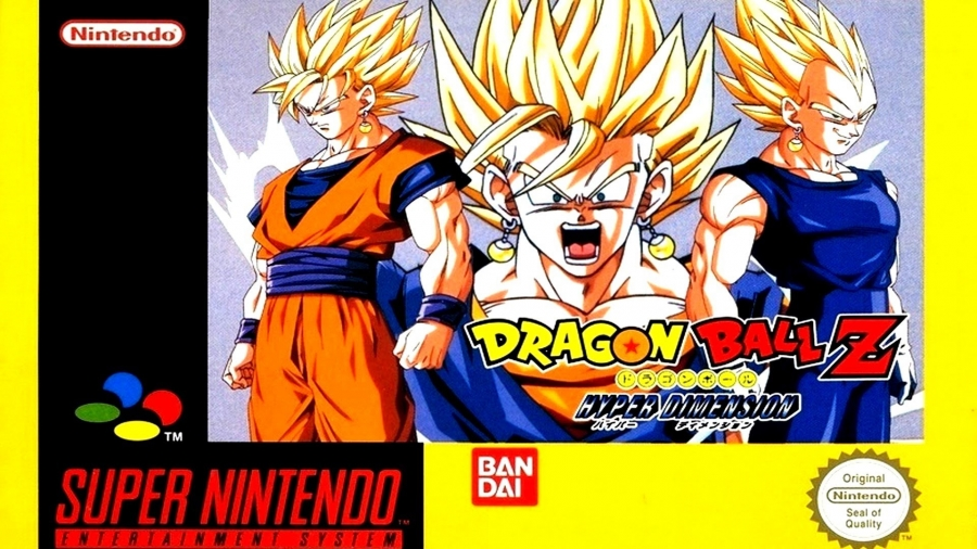 Play: Dragonball Z - Hyper Dimension