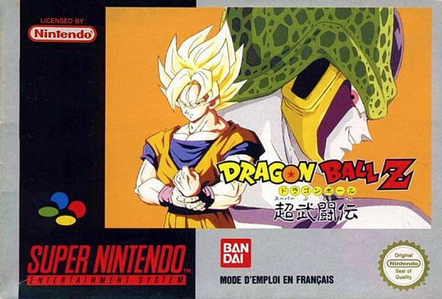 Play: Dragonball Z - Super Butouden